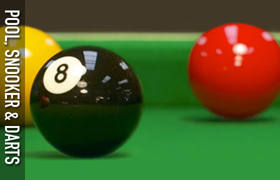 Pool, Snooker & Darts